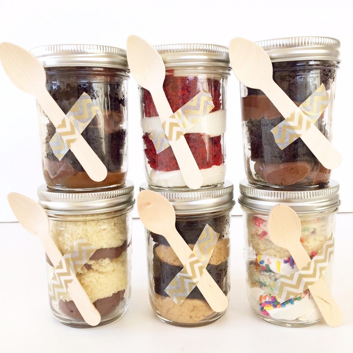 Weekly Menu: Cake Jars, S mookies & More! {June 1}